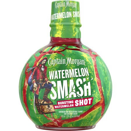 Captain Morgan Watermelon Smash - 750 ml