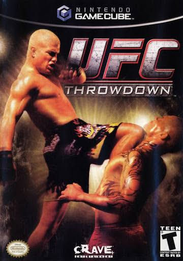 UFC: Throwdown - Nintendo Gamecube