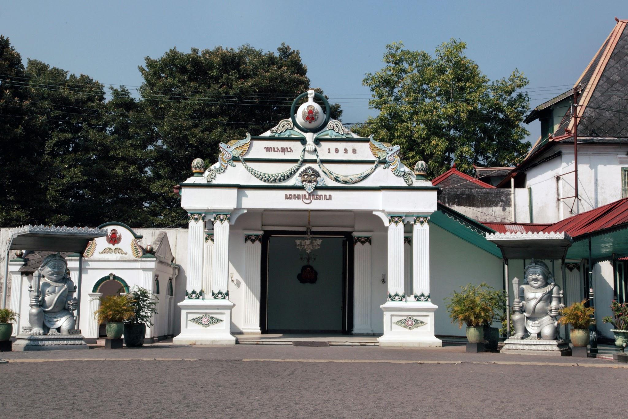 The Palace of Yogyakarta