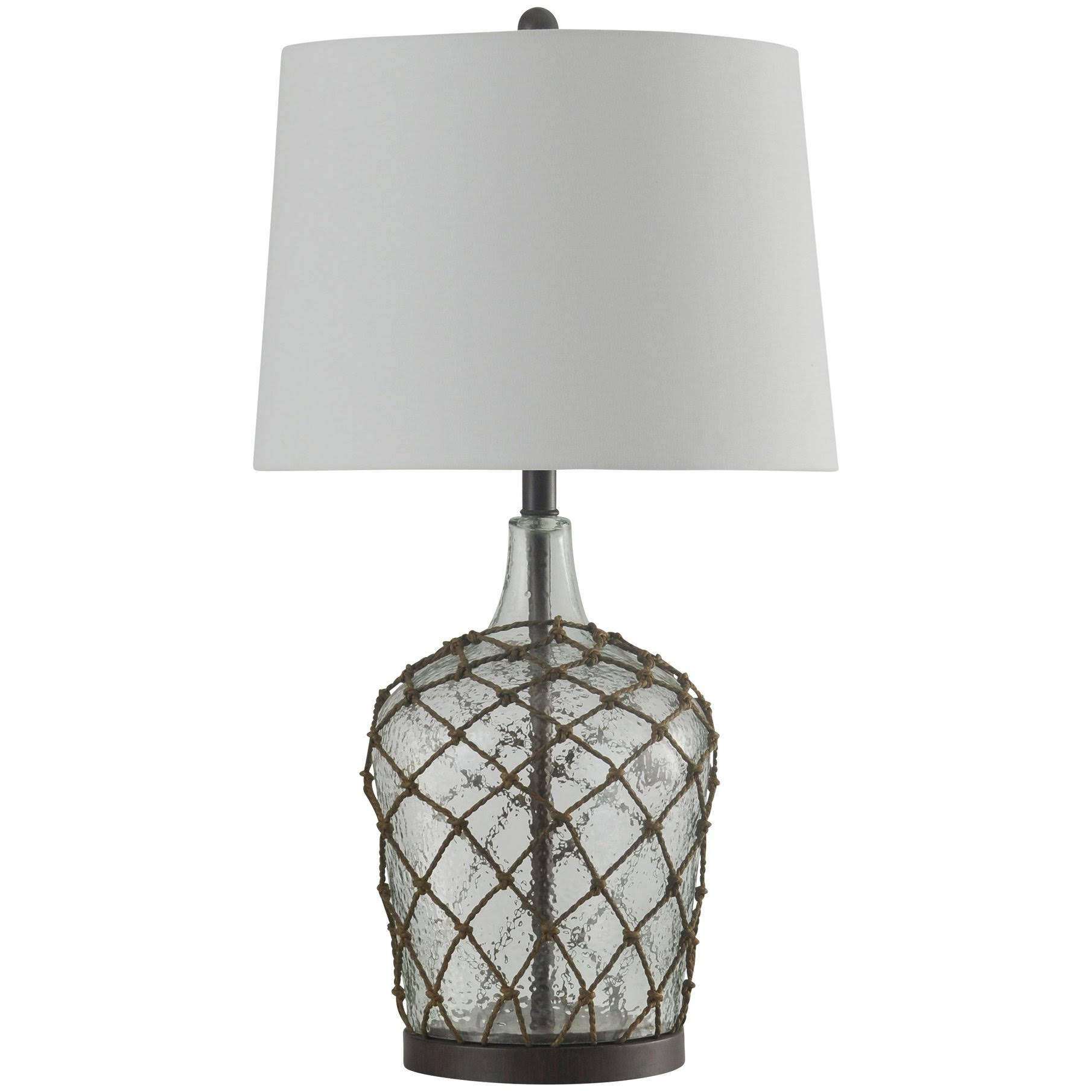 Gwg Outlet Table Lamp in Cayos Clear Finish L314501DS