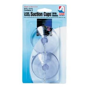 Adams Suction Cup - 2 pack, Large