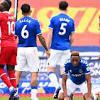 Kết quả bóng đá. Everton 2-2 Liverpool. Bảng xếp hạng bóng đá ...