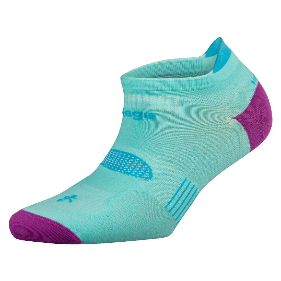 Balega Hidden Dry Socks BAL8948 Light Aqua/Pinkberry - Small