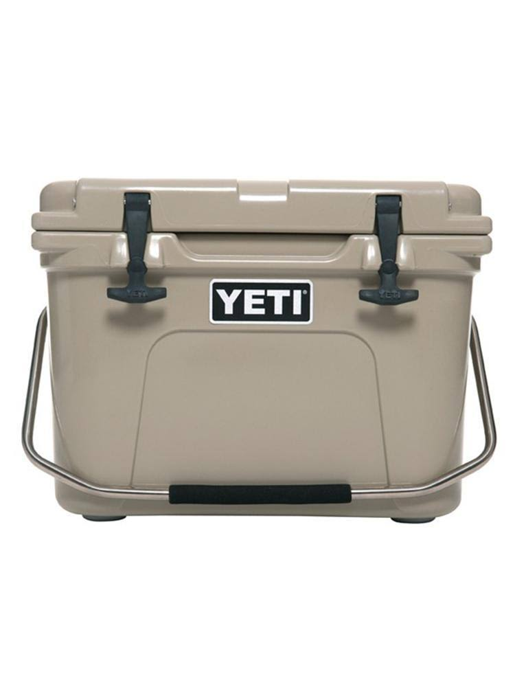 Yeti Roadie Cooler - 20 Quart, Desert Tan