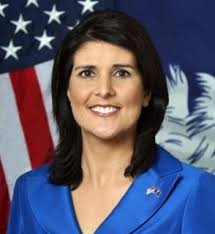 Governor Nikki Haley