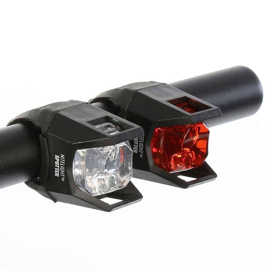 Evo NiteLight Spotter Light Set - Black