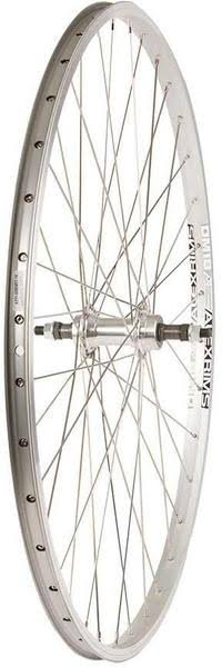 Wheel Shop Rear Wheel - 36H, Silver Alloy, 700C