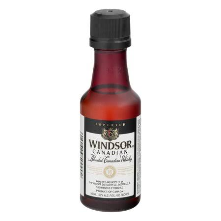 Windsor Canadian Blended Whisky