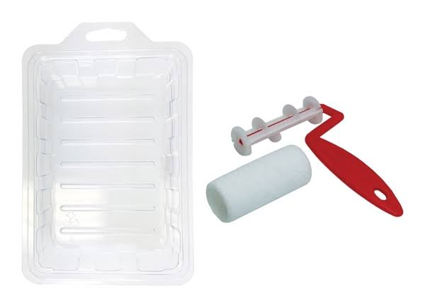 Shur Line Roller & Tray Kit - 3""