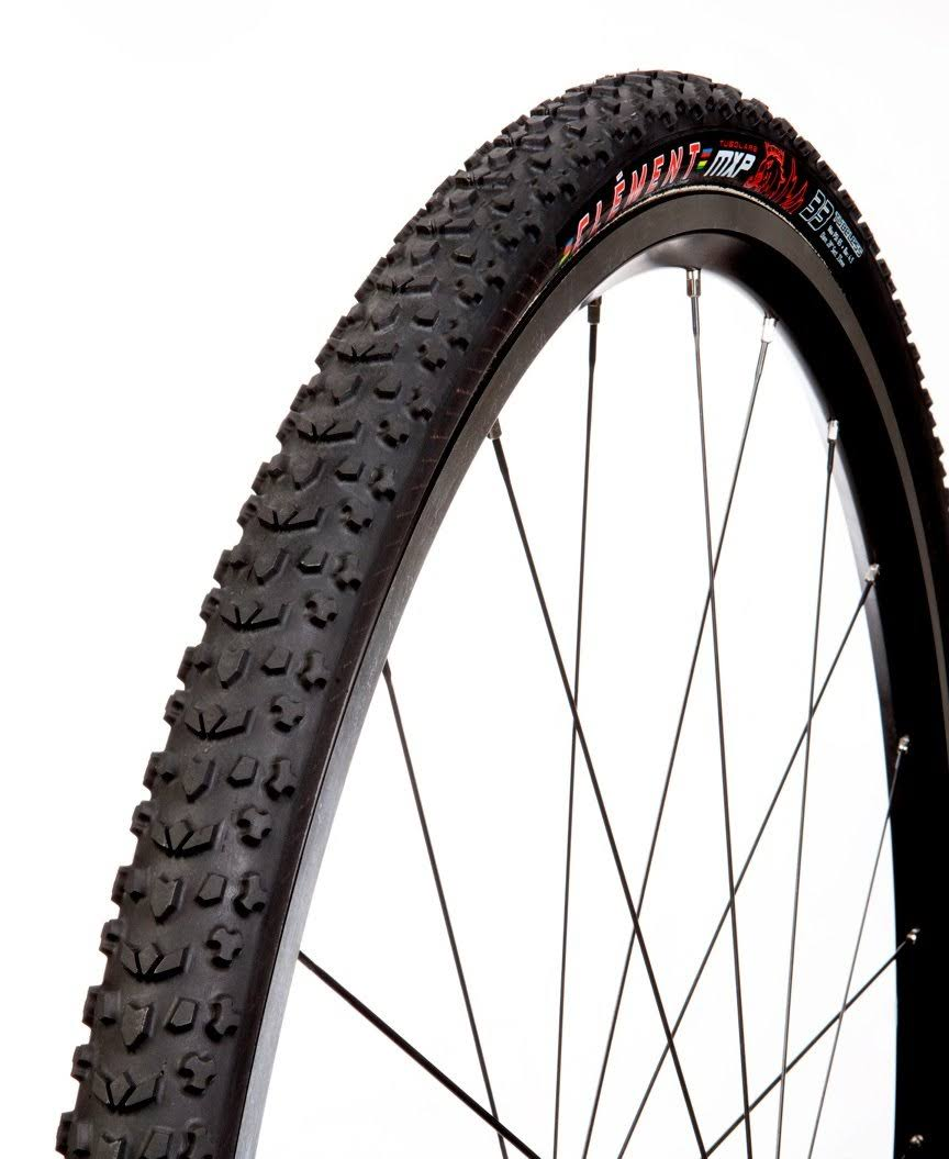 Clement Cycling MXP Clincher Tire - 700cm x 33mm, Black
