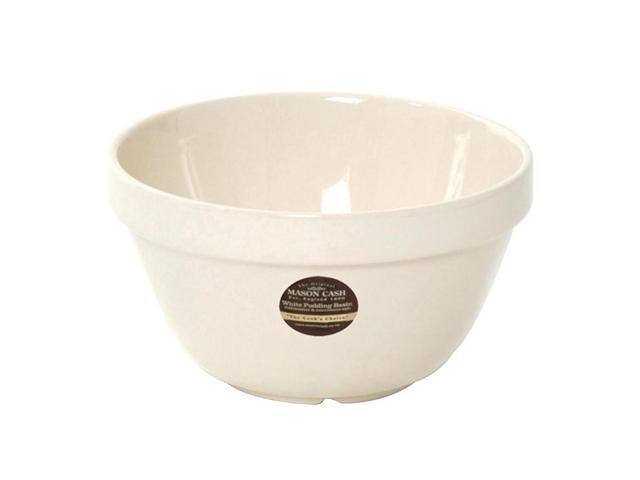 Mason Cash Steam Bowl - White, 650ml