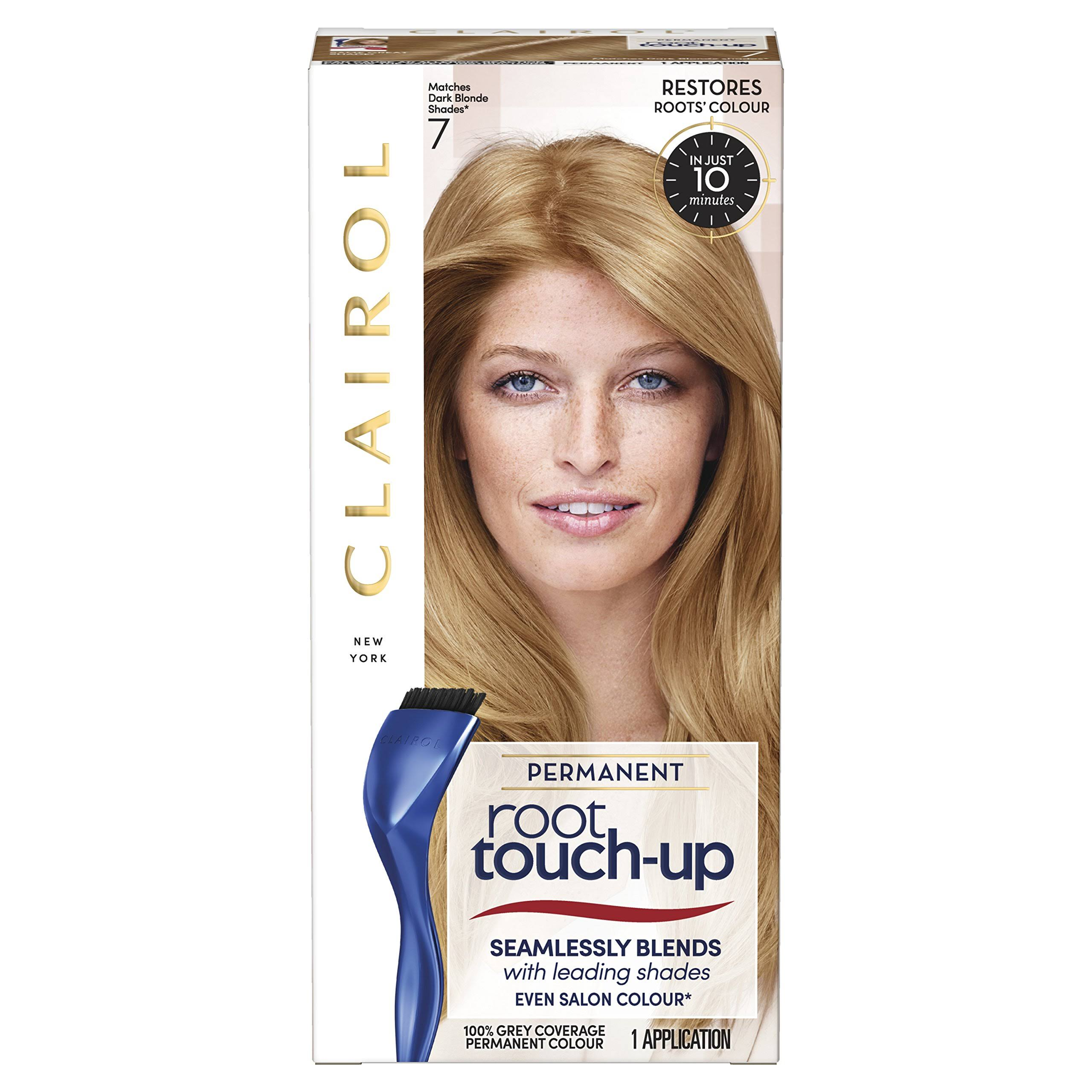 Clairol Root Touch Up Hair Dye - 7 Dark Blonde