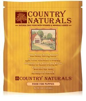 Grandma Maes Country Naturals Puppy Food - 30lb