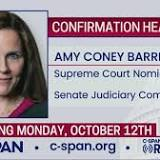 Supreme Court nominee Barrett faces Senate despite virus