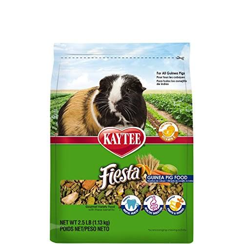 Kaytee Products Fiesta Food Guinea Pig Food - 2.5lb