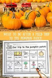 Spookley The Square Pumpkin Preschool Activities by Pumpkin Patch Field Trip Field Trips Teaching Ideas And