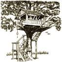 TreeHouses Book - You Can Actually Build. - Tree House Plans