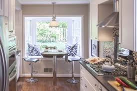 Breakfast Nook Ideas For Small Kitchen by Bay Window Breakfast Nook Callforthedream Com
