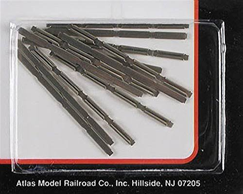 Atlas N Scale Code 80 Rail Joiners