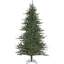 Artificial Christmas Tree 6ft by Artificial Christmas Trees Christmas Trees The Home Depot