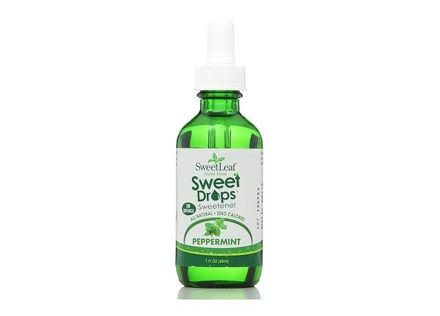 SweetLeaf Sweet Drops Liquid Stevia Sweetener - Peppermint