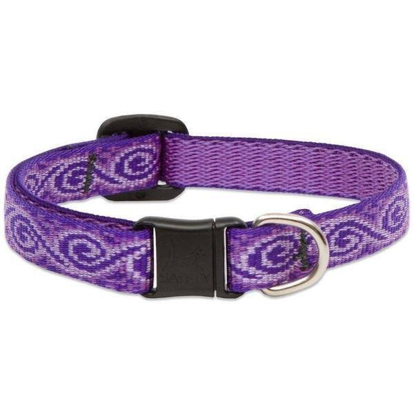 "Lupine Pet Originals Jelly Roll Cat Safety Collar - 1/2"" x 8-12"""