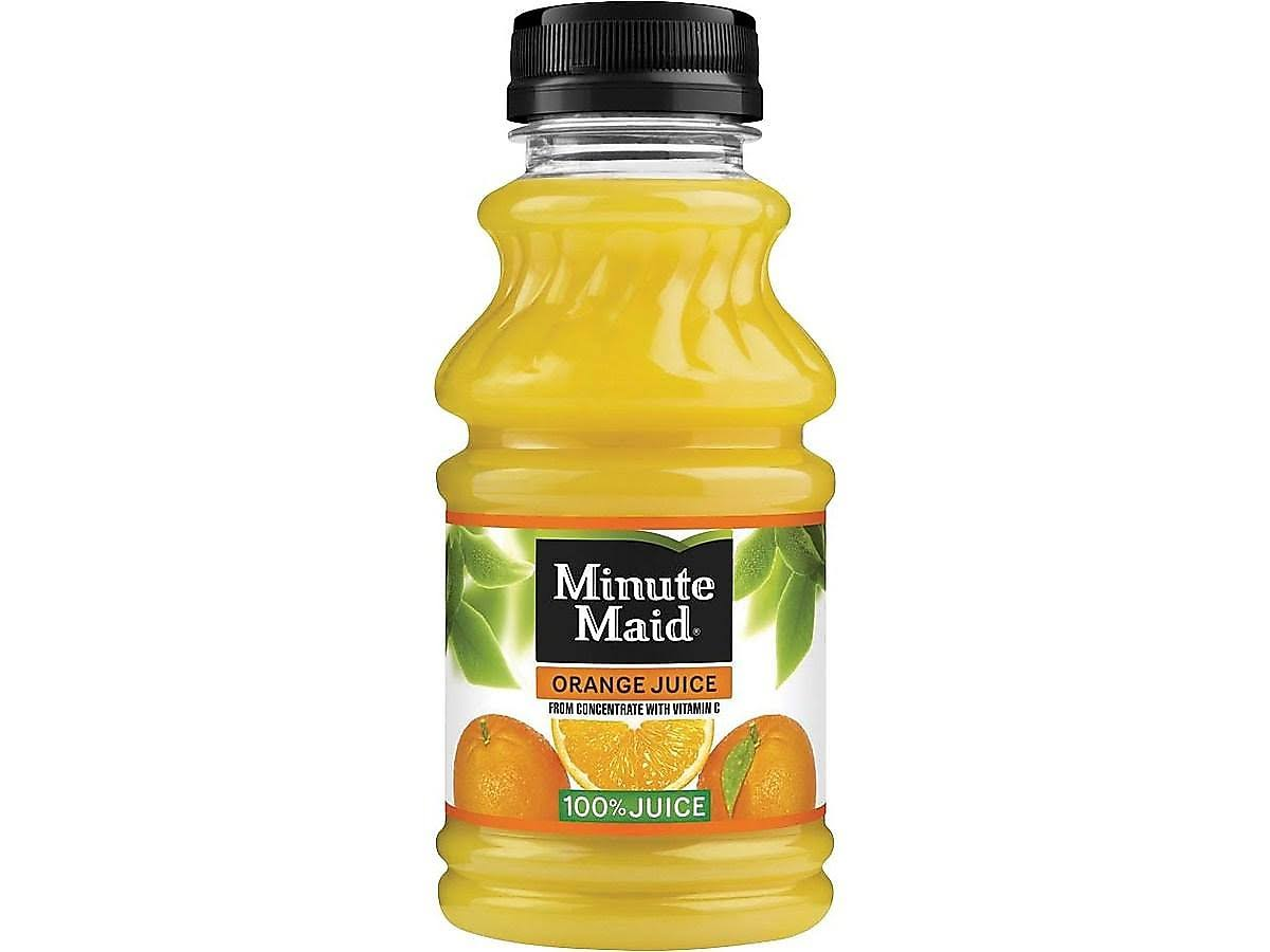 Minute Maid Orange Juice - 10oz