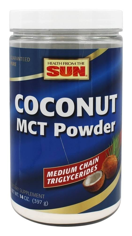 Health From The Sun Coconut Mct Powder - 14 Oz