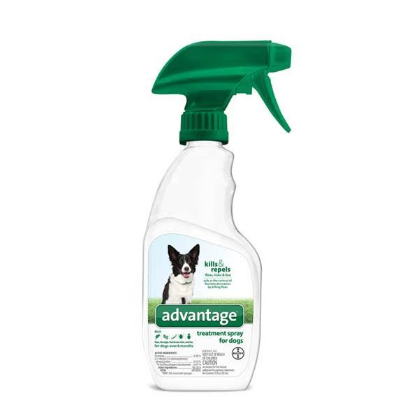 Advantage Treatment Spray For Dogs