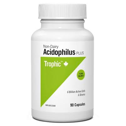 Trophic Acidophilus Plus