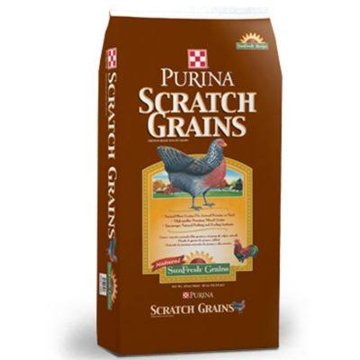 Purina Scratch Grains 25 lbs.