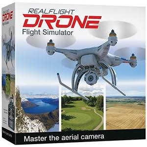 Great Planes Real Flight Drone Quadcopter Flight Simulator