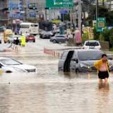 大韓民国, 降水量, 記録的短時間大雨情報, 清州市