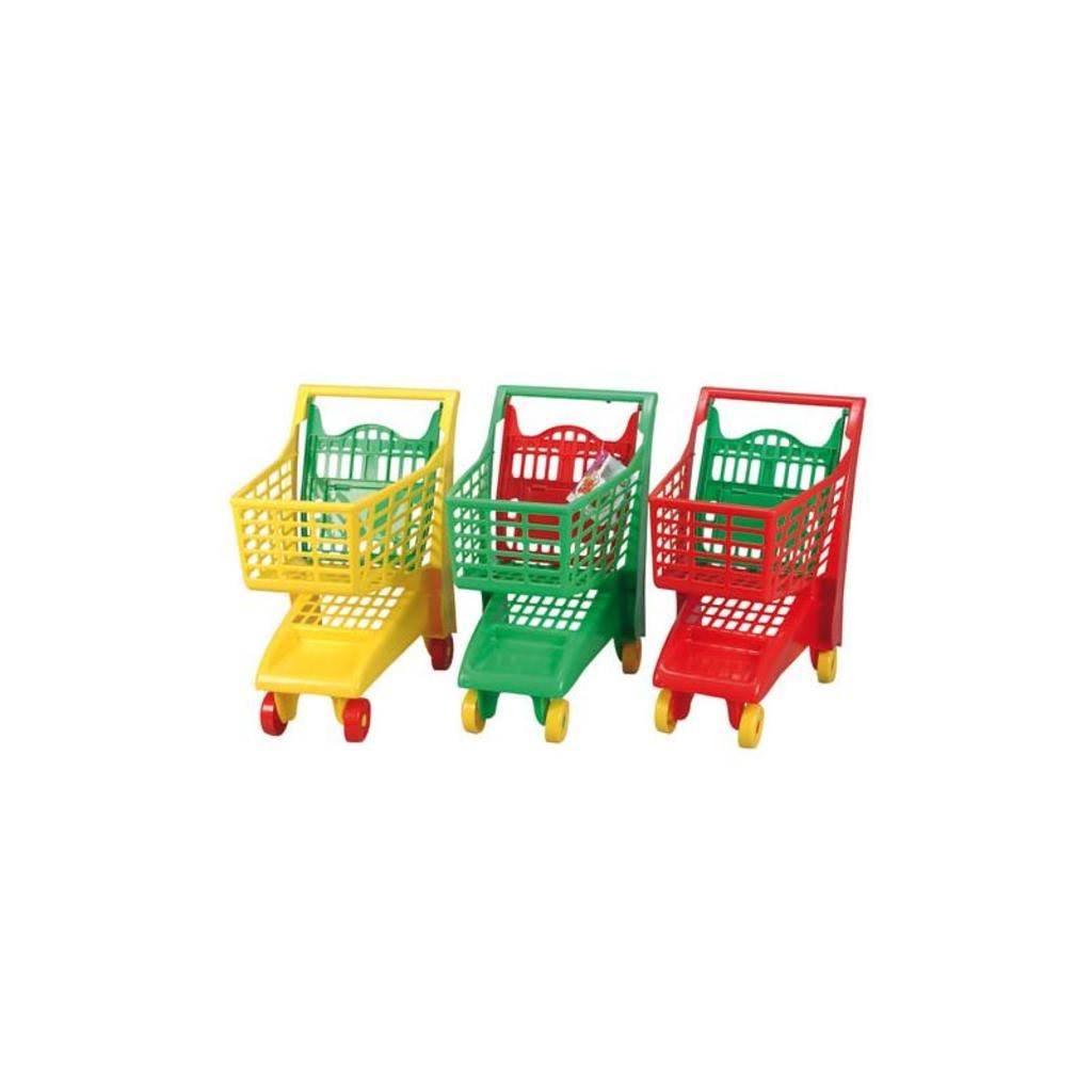 Toy Shopping Cart - Assorted Colors