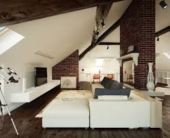 Sloped Ceiling Adapter Pendant Light by 20 Of The Most Incredible Attics You U0027ve Ever Seen Bricks Lofts