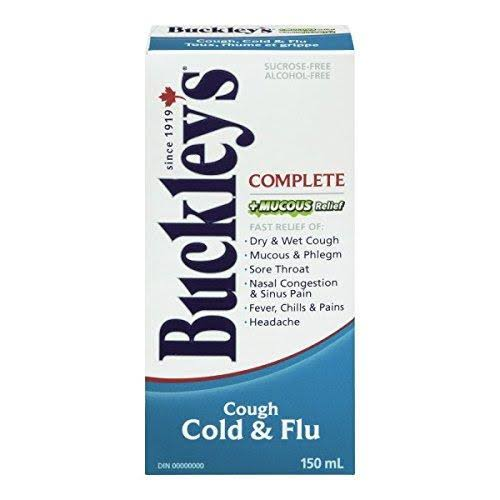 Buckley's Complete Mucus Relief Syrup - Extra Strength