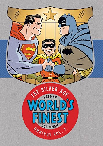 Batman and Superman in World's Finest: The Silver Age Omnibus Volume 1 - DC Comics