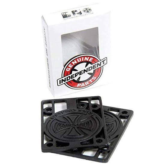 Independent Genuine Parts Skateboard Risers - 1/8""