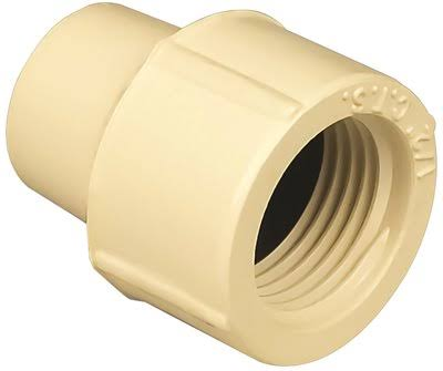Genova Products Female Hot and Cold Adapter - 1/2""
