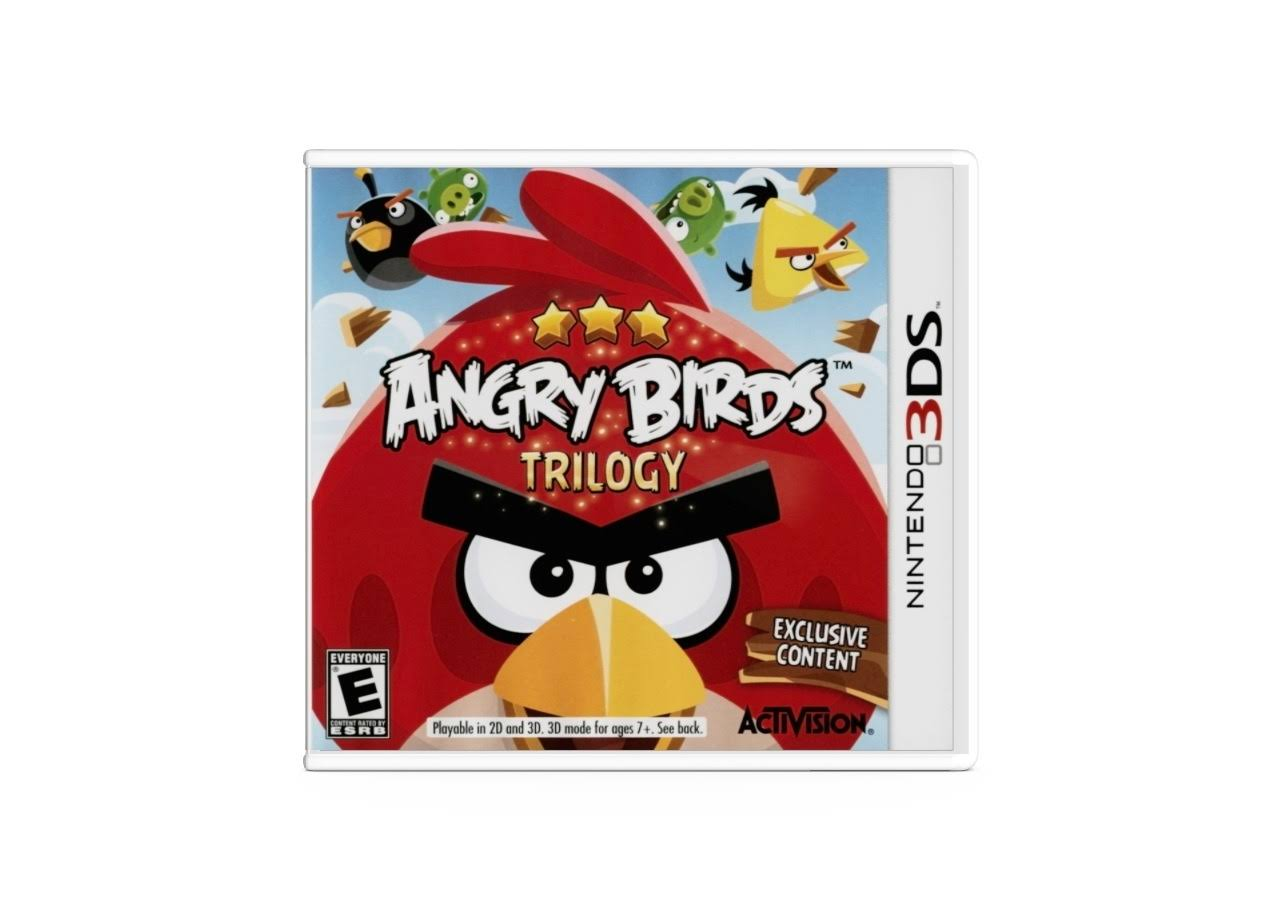 Angry Birds: Trilogy - Nintendo 3DS