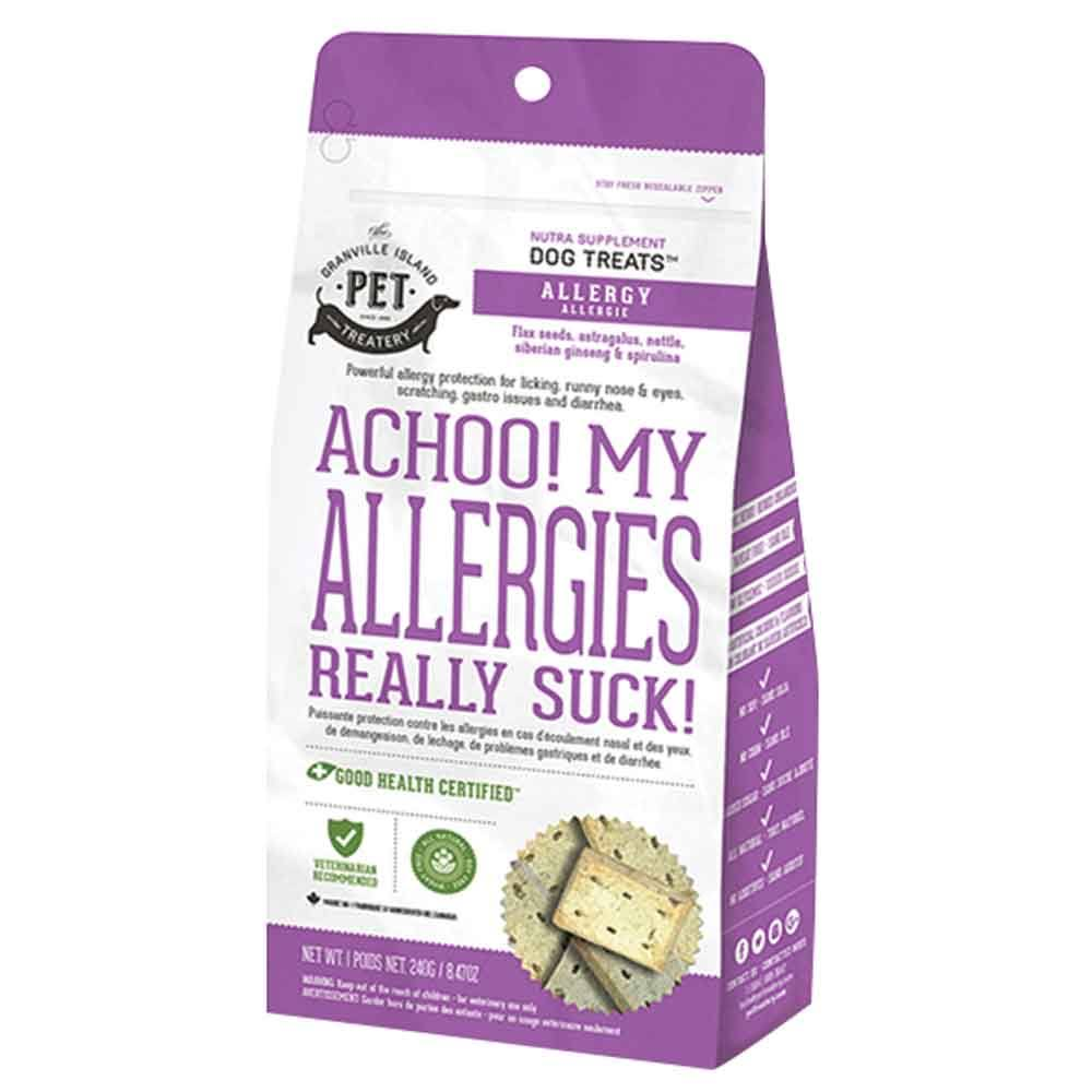Granville Island Pet Treatery Allergy Refief Dog Treats