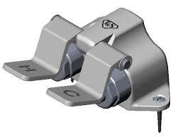 Foot Pedal Faucet Valve by Manual Faucets Pedal Valves B 0502 Sl T U0026s Brass