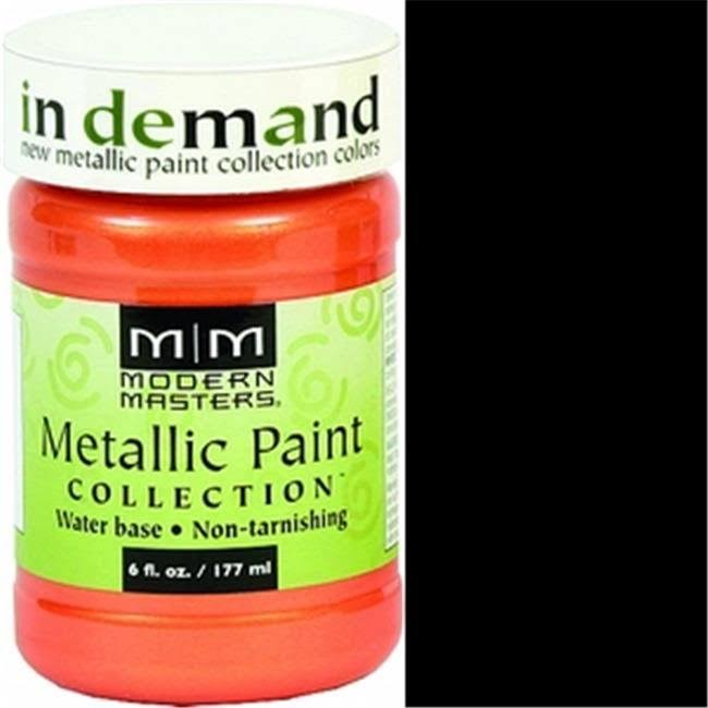 Modern Masters Metallic Paint - Burnt Orange
