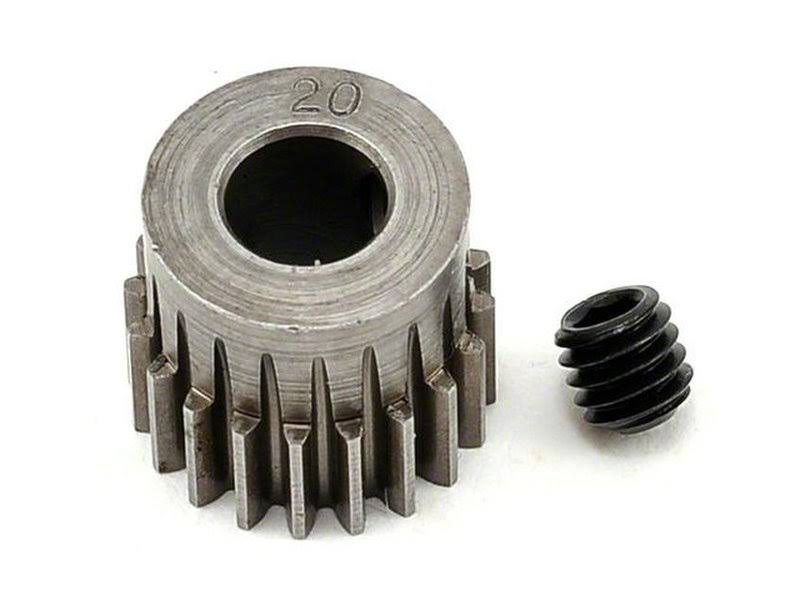 Robinson Racing Pinion Gear - Hard, 48P, 20T, 5mm