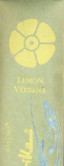 Maroma Eda Incense Lemon Verbena - 10 - Stick