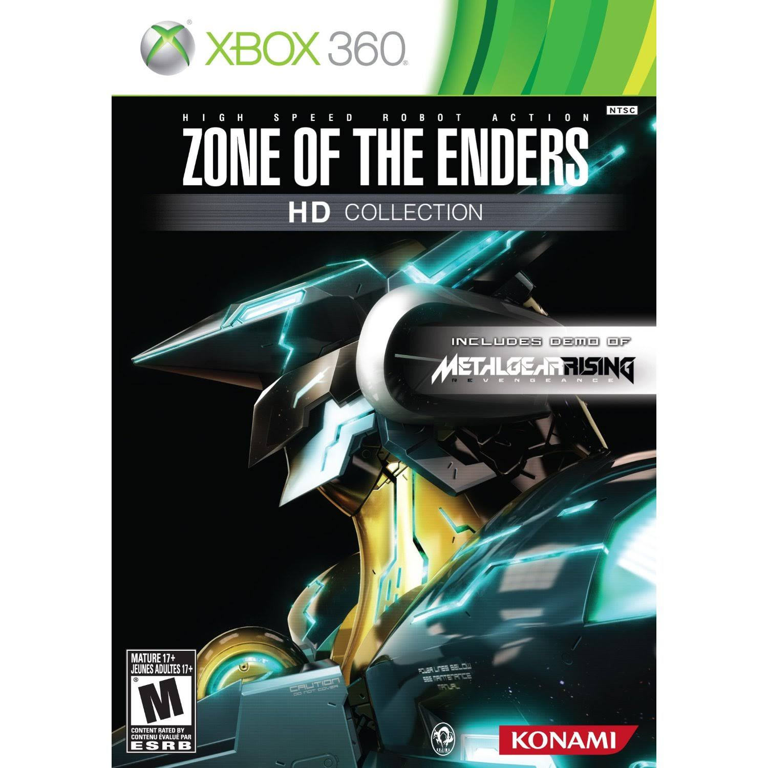 Zone of the Enders HD Collection - Xbox 360