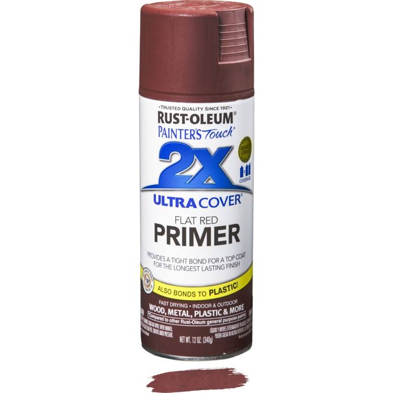 Rust-Oleum Painter's Touch Primer - Red