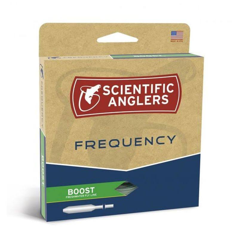 Scientific Anglers Frequency Boost Fly Line Willow / WF-7-F
