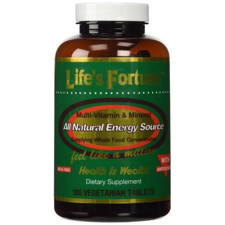 Life's Fortune Multi-Vitamin Complex 180ct, NA