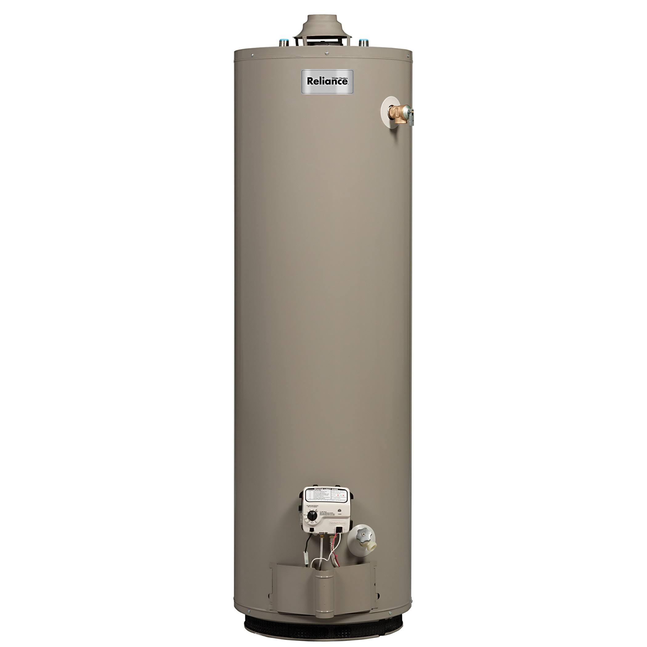Reliance Natural Gas Water Heater